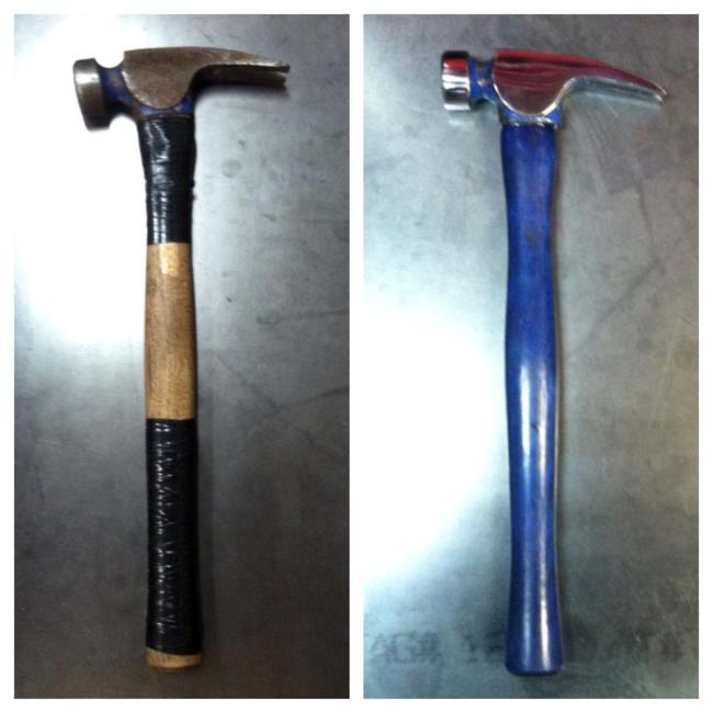Read more: Claw Hammers Gallery Restored by Vulcan Knife